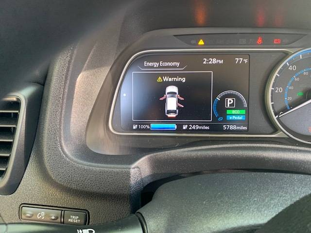 2019 Nissan LEAF Plus 1N4BZ1CP7KC318427