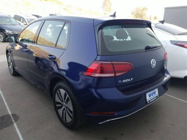 2019 Volkswagen e-Golf WVWPR7AU8KW916679