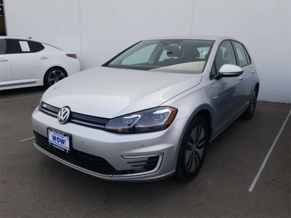 2019 Volkswagen e-Golf WVWPR7AU2KW914569
