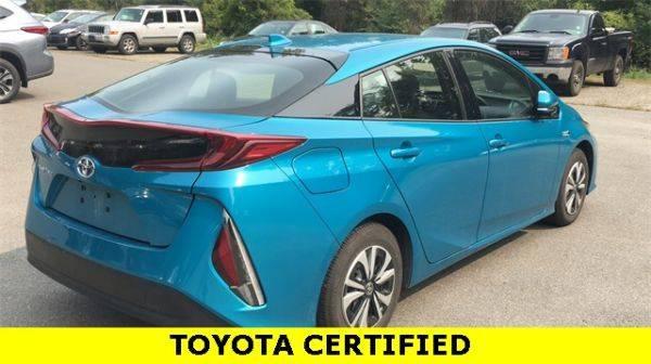 2018 Toyota Prius Prime JTDKARFP9J3101519
