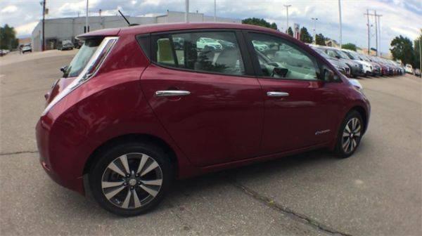 2015 Nissan LEAF 1N4AZ0CP1FC333498