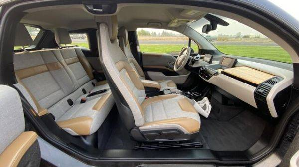2016 BMW i3 WBY1Z4C52GV506336