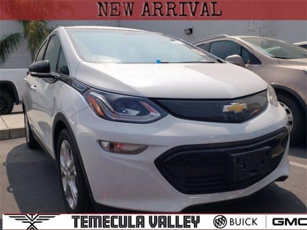 2017 Chevrolet Bolt 1G1FW6S04H4139439