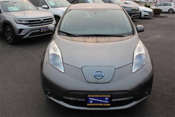 2014 Nissan LEAF 1N4AZ0CP6EC336329