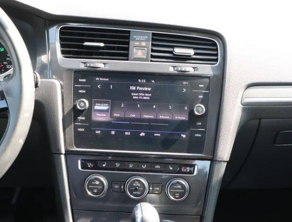 2017 Volkswagen e-Golf WVWPR7AU1HW950245