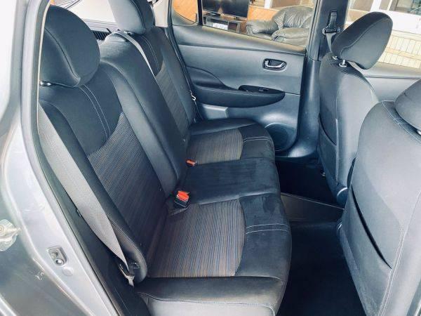 2018 Nissan LEAF 1N4AZ1CP6JC313889