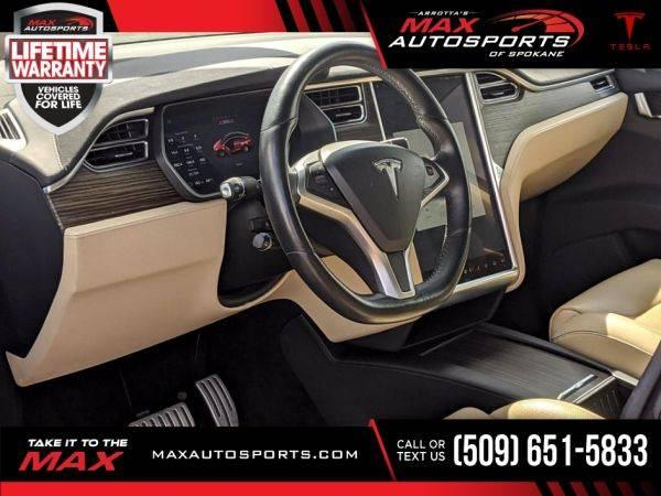 2016 Tesla Model X 5YJXCBE47GF000683