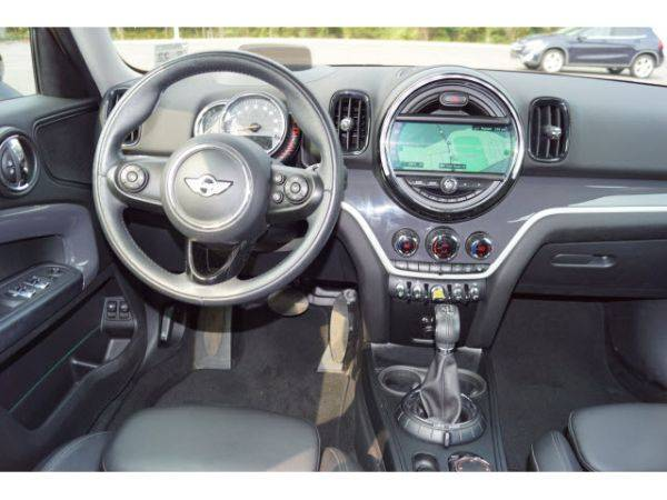 2018 Mini S E Countryman ALL 4 WMZYU7C42J3B86237