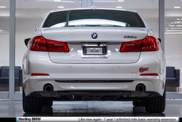 2018 BMW 5 Series WBAJA9C54JB033020