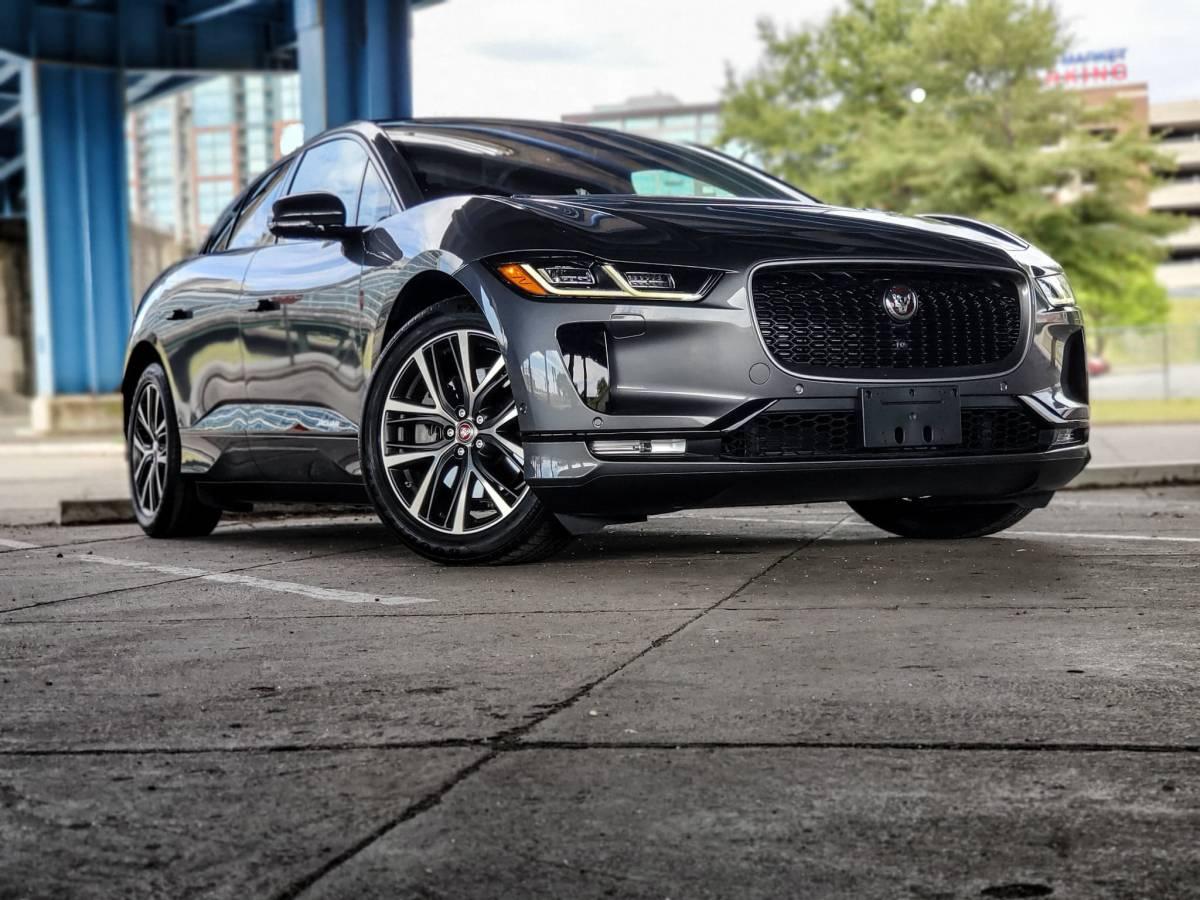2019 Jaguar I-Pace SADHD2S16K1F64023