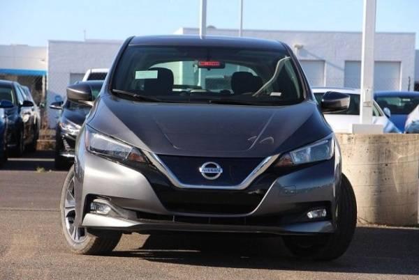 2018 Nissan LEAF 1N4AZ1CP4JC306889