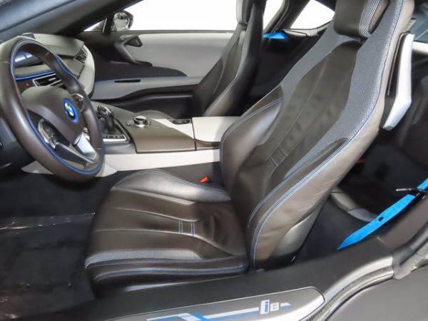 2019 BMW i8 WBY2Z4C54K7D99357