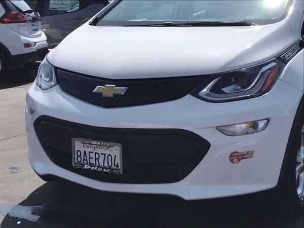 2017 Chevrolet Bolt 1G1FW6S04H4168584