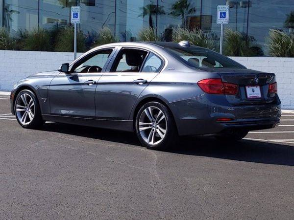 2018 BMW 3 Series WBA8E1C52JA171326