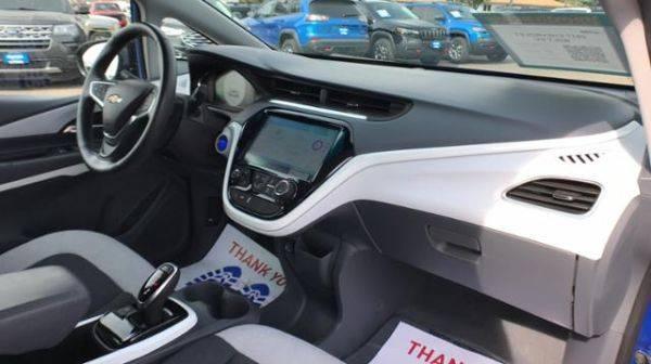 2017 Chevrolet Bolt 1G1FW6S08H4156342