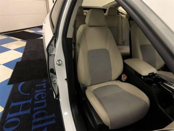 2018 Honda Clarity JHMZC5F11JC008182