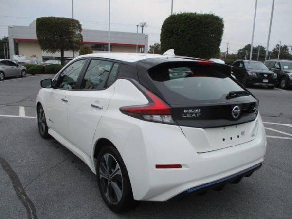 2018 Nissan LEAF 1N4AZ1CP2JC300931