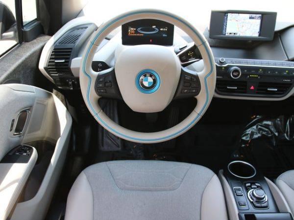 2015 BMW i3 WBY1Z2C50FV287038