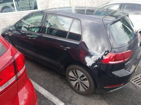2018 Volkswagen e-Golf WVWKR7AU8JW908798