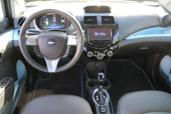 2014 Chevrolet Spark KL8CL6S04EC526442