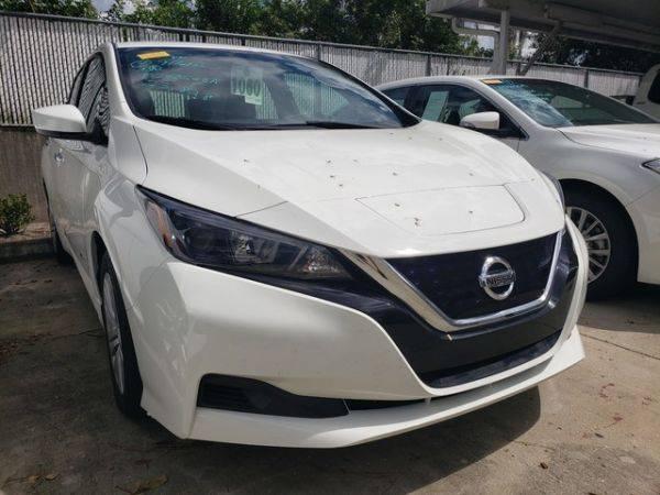 2018 Nissan LEAF 1N4AZ1CPXJC301910