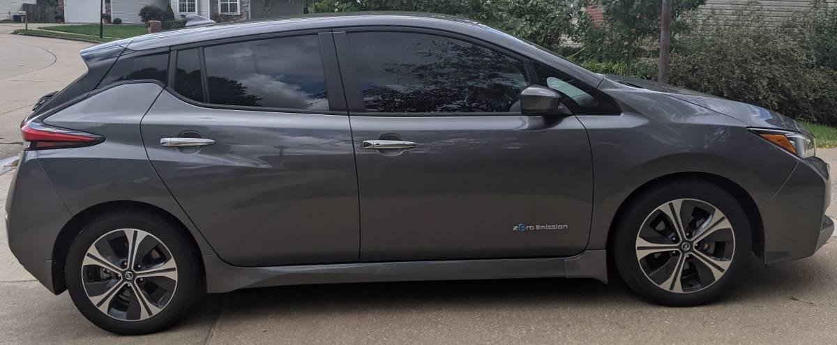 2018 Nissan LEAF 1N4AZ1CP9JC302756