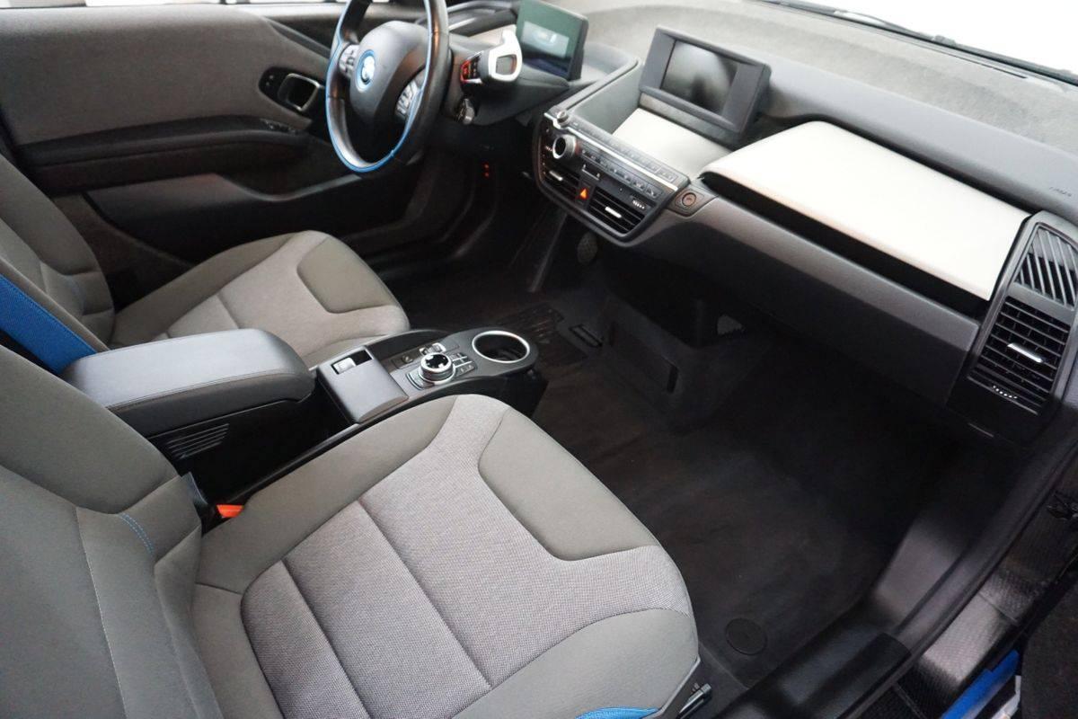 2017 BMW i3 WBY1Z6C38HV949408