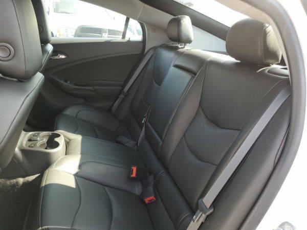 2017 Chevrolet VOLT 1G1RD6S51HU177662
