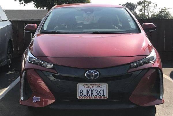 2019 Toyota Prius Prime JTDKARFP4K3108962