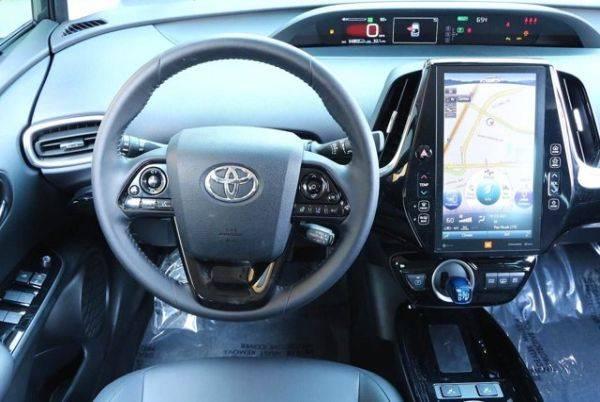 2020 Toyota Prius Prime JTDKARFP8L3124390
