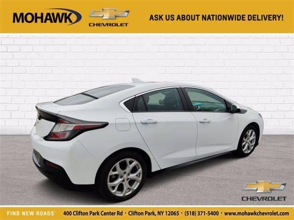 2017 Chevrolet VOLT 1G1RD6S54HU134417