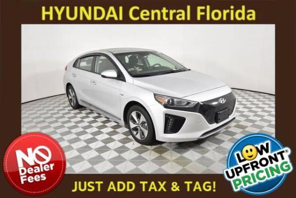 2019 Hyundai IONIQ KMHC75LH7KU045581