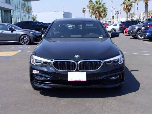 2018 BMW 5 Series WBAJA9C57JB033089