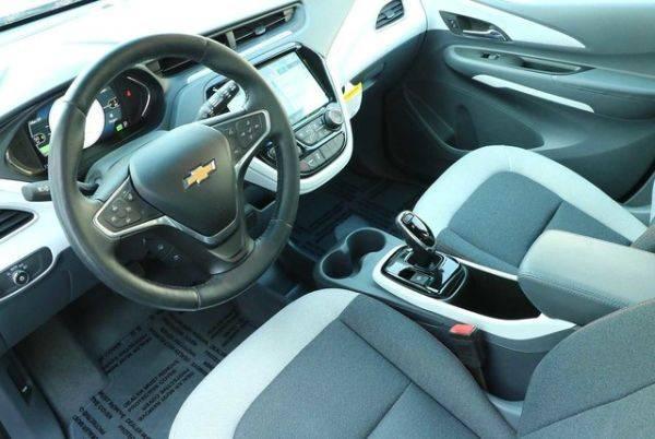 2017 Chevrolet Bolt 1G1FW6S07H4164318