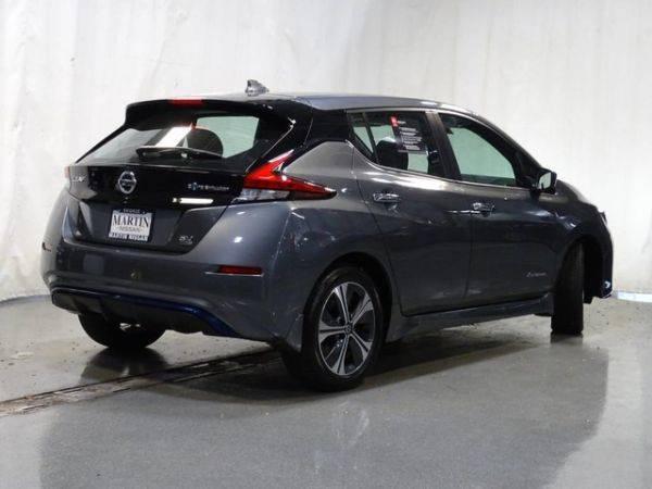 2019 Nissan LEAF 1N4BZ1CP1KC312106