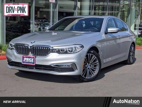 2018 BMW 5 Series WBAJB1C55JB084184
