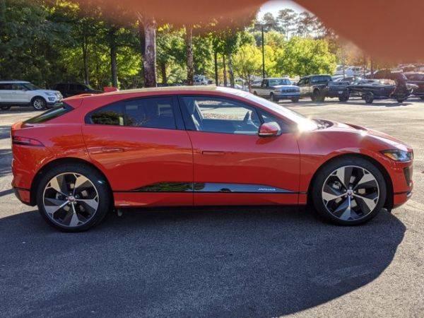 2019 Jaguar I-Pace SADHD2S16K1F68590