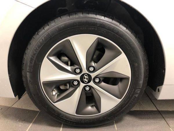 2019 Hyundai IONIQ KMHC75LH4KU045165