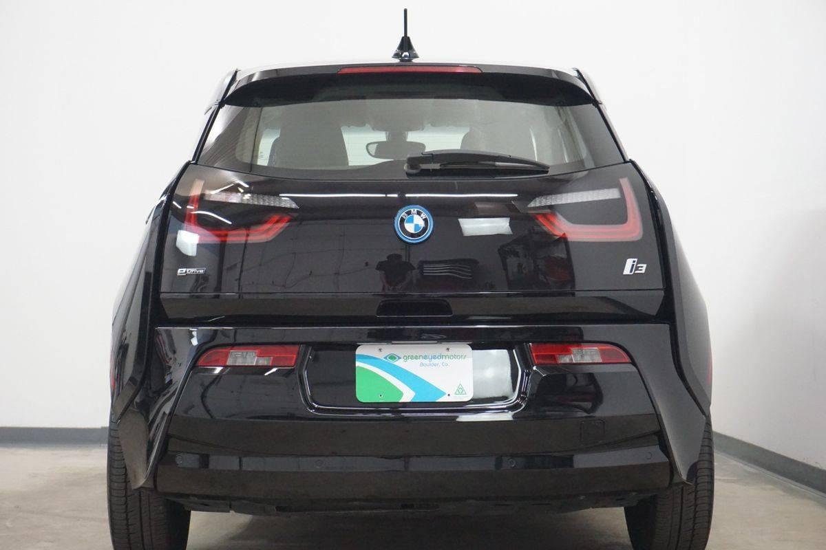 2017 BMW i3 WBY1Z8C33HV892966