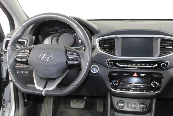 2019 Hyundai IONIQ KMHC75LH7KU034516