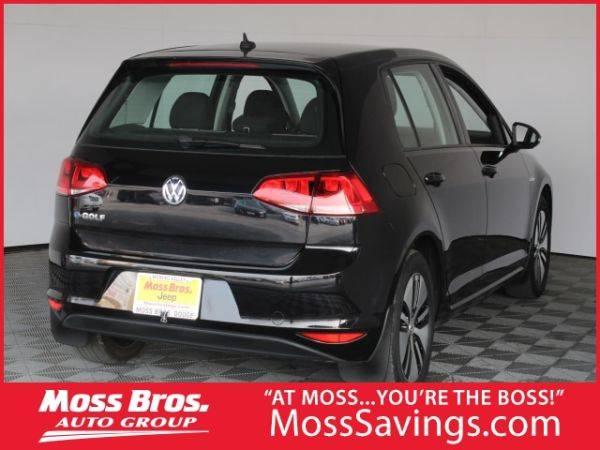 2016 Volkswagen e-Golf WVWKP7AU9GW913863