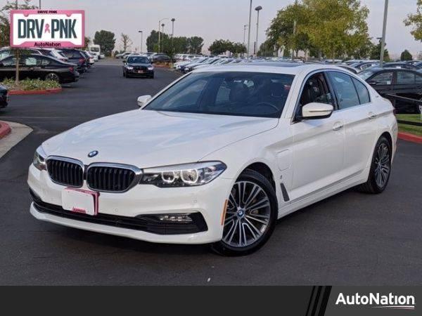 2018 BMW 5 Series WBAJA9C58JG623143