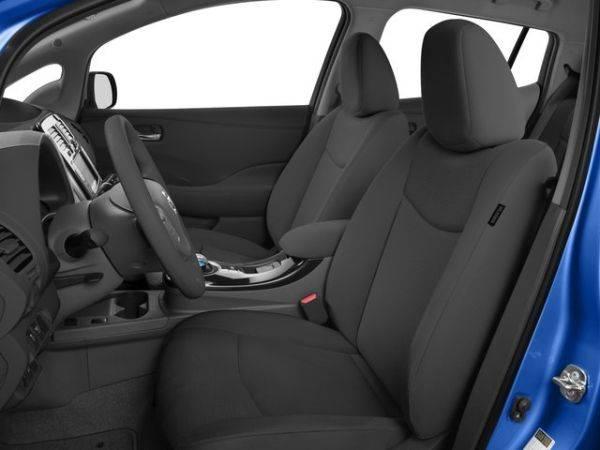 2015 Nissan LEAF 1N4AZ0CP8FC322529