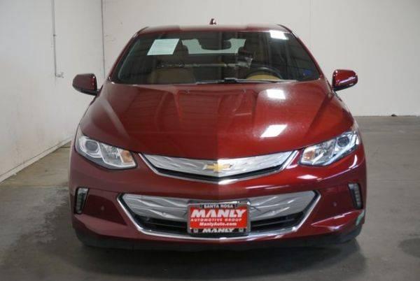 2016 Chevrolet VOLT 1G1RD6S55GU118502