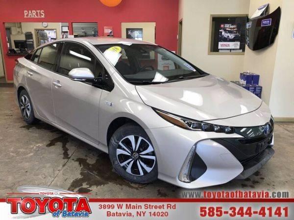 2018 Toyota Prius Prime JTDKARFP6J3100361
