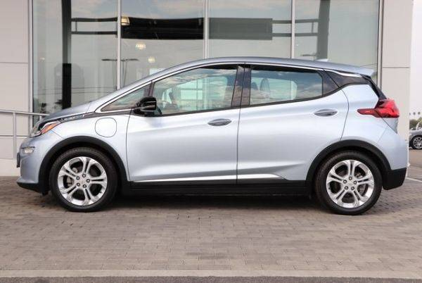 2017 Chevrolet Bolt 1G1FW6S09H4140375