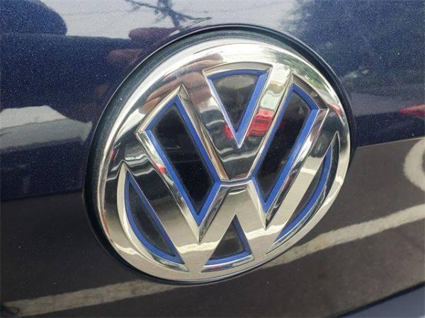2015 Volkswagen e-Golf WVWPP7AU8FW908903