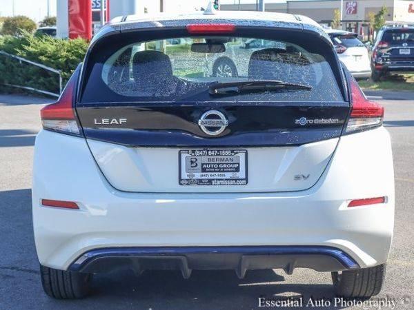 2019 Nissan LEAF 1N4AZ1CP9KC305643