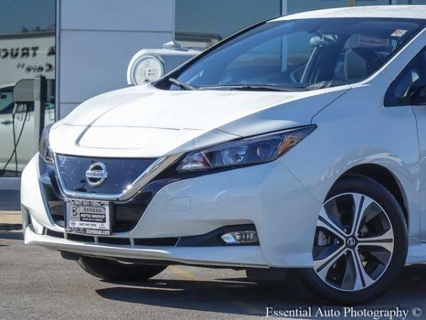 2019 Nissan LEAF 1N4AZ1CP1KC304700