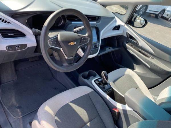 2017 Chevrolet Bolt 1G1FW6S06H4183488
